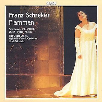 F. Schreker - Schreker: Flammen [CD] USA import