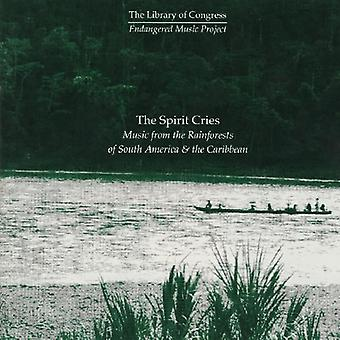 Spirit Cries: Music From the Rainforests of South - Spirit Cries: Music From the Rainforests of South [CD] USA import