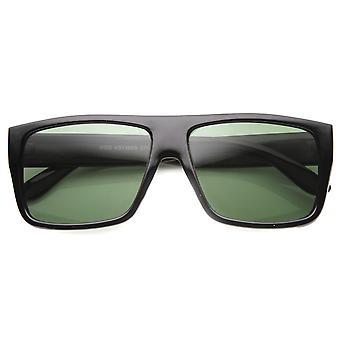 Unisex rechthoekige zonnebril met UV400 beschermd samengestelde Lens