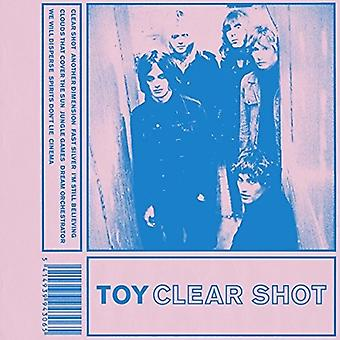 Toy - Clear Shot [CD] USA import