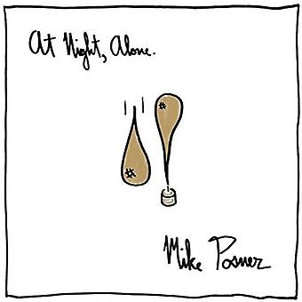 Mike Posner - At Night Alone [CD] USA import