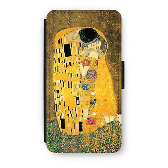 iPod Touch 6 Flip Case - an Der Kuss