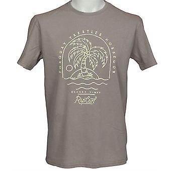 Rip Curl Mens T-Shirt ~ Arty Cold Dye