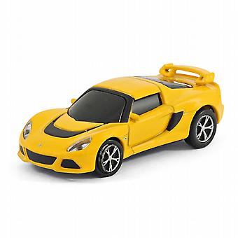 Lotus Exige S Car USB Memory Stick Flash Drive 8Gb - Yellow