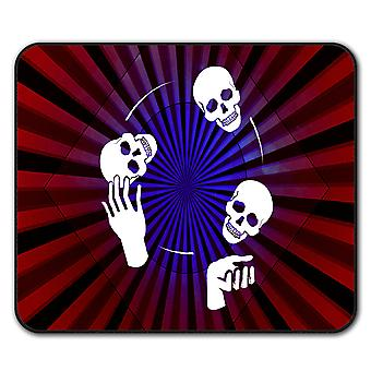 Jongler avec tapis anti-dérapant Rock Metal Pad 24 x 20 cm | Wellcoda