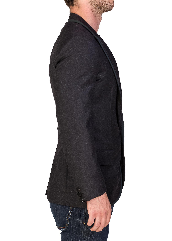 Lanvin Men's Wool One-Button Sportscoat Jacket Grey Green