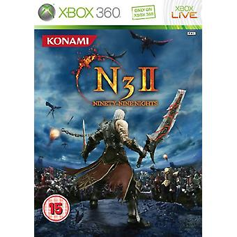 99 nætter 2 (Xbox 360)-fabriks forseglet