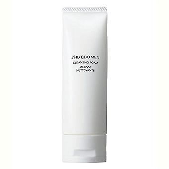 Shiseido mænd udrensning skum 4,6 oz / 125ml