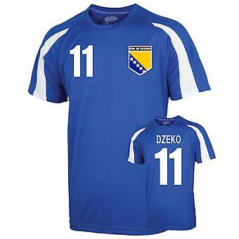 Bosnia Sports Training Jersey (dzeko 11)