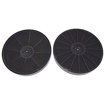 Faber EFF54 Carbon Charcoal Cooker Hood Filter Pack of 2