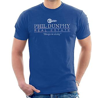 Phil Dunphy Real Estate Always Be Closing Modern Family Men's T-Shirt