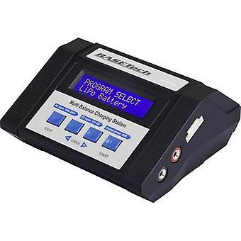 Basetech Scale model multifunction charger 100 V, 240 V, 12 V 10 A Lead-acid, NiMH, NiCd, LiPolymer, Li-ion, LiHV, Lead-acid calcium