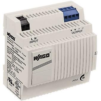 WAGO EPSITRON® COMPACT POWER 787-1021 Rail mounted PSU (DIN) 12 V DC 6.5 A 78 W 1 x