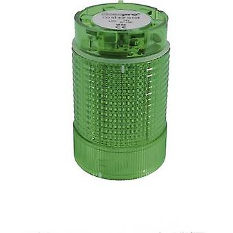 ComPro Signal tower component LED CO ST 40 Green Non-stop light signal 24 V DC, 24 V AC 75 dB