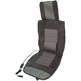 Profi Power Heated cushion 12 V 2 heating levels, Lumbar support 2970021 Black, Grey