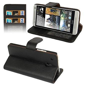Matkapuhelin tapauksessa mobile HTC yksi mini M4 musta