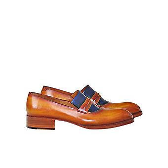 Handcrafted Premium Leather Elvin Loafer Shoe