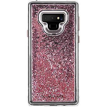 Cascata di Case-Mate custodia per Samsung Galaxy Nota 9 - oro rosa