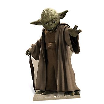Yoda (Mini) Star Wars officiella kartong släppandet
