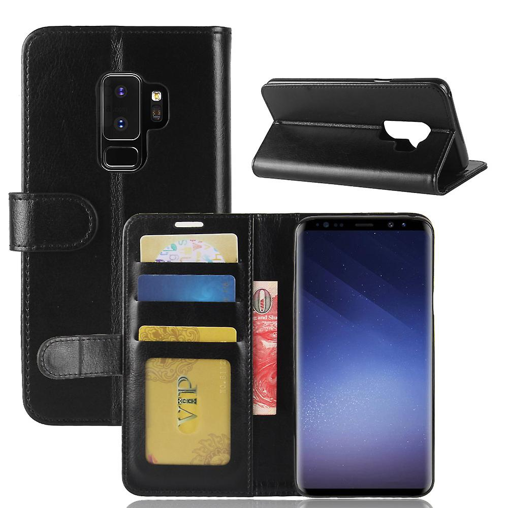 Classic Wallet Case for Samsung Galaxy S9+