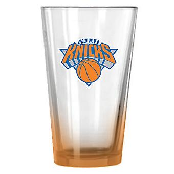Fanatics NBA 450ml, pint glass - New York Knicks