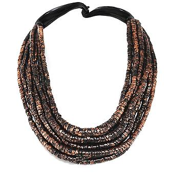 Zen Jewellery Long Beaded Necklace