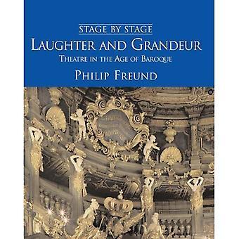 Rires et Grandeur: théâtre à l'âge baroque (étape par étape)