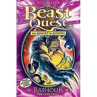 Rashouk de grot Troll (Beast Quest)