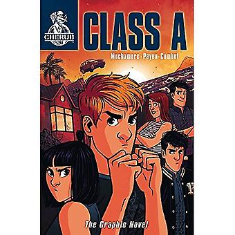 Classe A: le roman graphique: livre 2