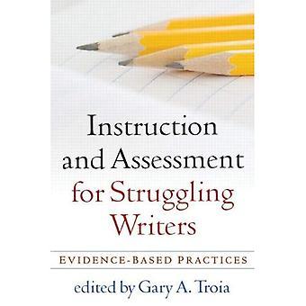 Enseignement et évaluation pour les écrivains: pratiques fondées sur des preuves