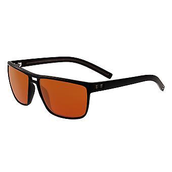 Yksinkertaistaa Winchester Polarisoidussa aurinkolasit - musta/ruskea