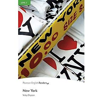 New York: Nivå 3 (Penguin Longman pingvin läsare)