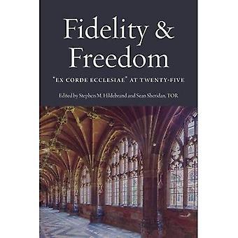 Geloof en vrijheid: Ex Corde Ecclesiae op vijfentwintig