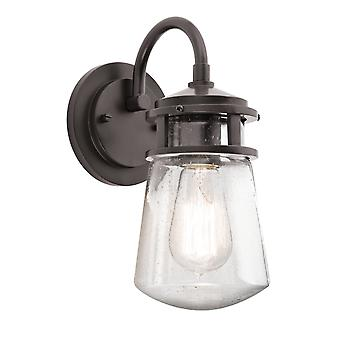 Lyndon utendørs KL/LYNDON2/liten vegg lanterne - Elstead belysning Kl / Lyndon2 / KL/LYNDON2/S