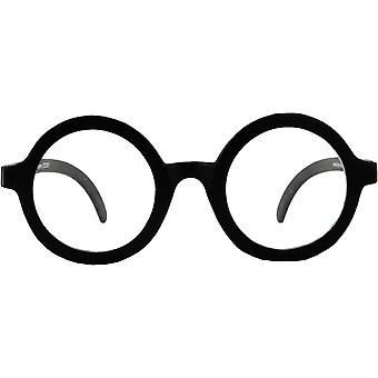 Glasses School Boys Blk Clr