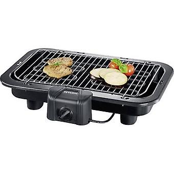 Severin PG 9745 Grille Electric grill with manual temperature settings Black