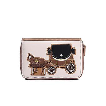 Intrigue Womens/Ladies Horse Carriage Small Purse