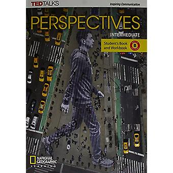Perspectives Intermediate - Student's Book and Workbook Split Edition