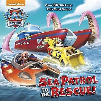 Sea Patrol to the Rescue! (Paw Patrol) by Random House - 978152476875