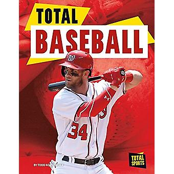 Total Baseball by Todd Kortemeier - 9781680785012 Book