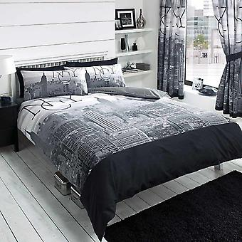 New York City NYC Duvet Cover Set
