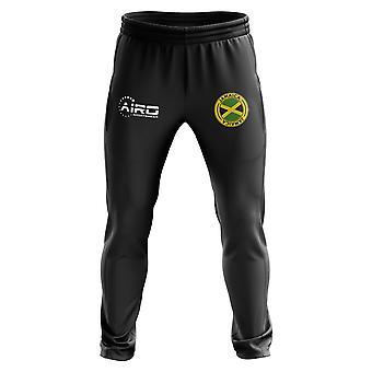 Jamaica Concept fodbold træning bukser (sort)