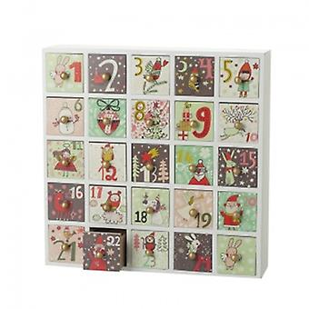 Heaven Sends Nostalgic Advent Calendar | Gifts From Handpicked
