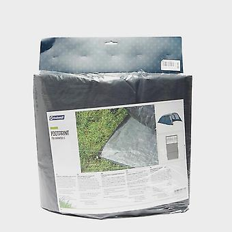 New Outwell Harwood 6 Tent Footprint Grey