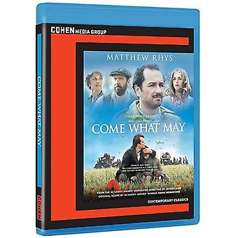 Come What May [Blu-ray] USA import
