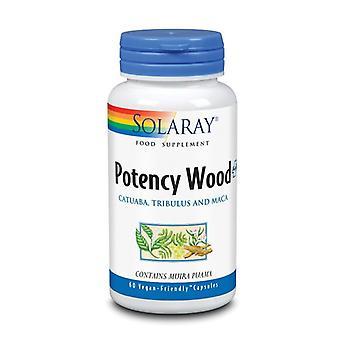Solaray Potency Wood Capsules 60 (1195)
