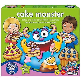 بستان ألعاب كعكة الوحش