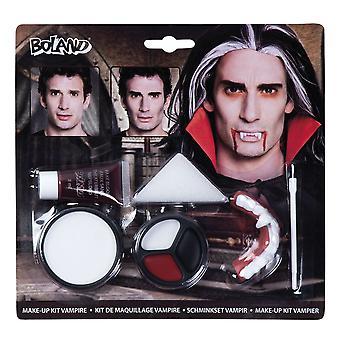 Vampire Make Up Kit Halloween Face Paints