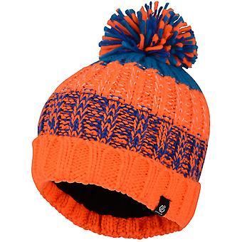 يجرؤ 2B الأولاد الصوف المنطقي اصطف بوبل الشتاء قبعة قبعة صغيرة