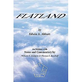 Flatland: An Edition with Notes and Commentary (Spectrum)